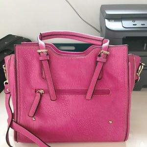 Handbags - Bright Pink Bag